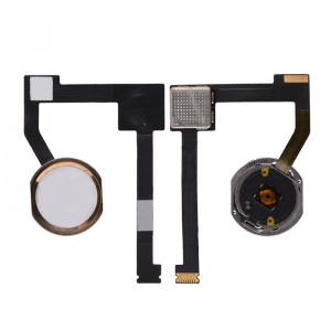 Home Button Flex Cable For iPad Pro 12.9 inch (Gold)