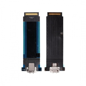 Charging Port Flex Cable For iPad Pro 12.9 2nd Generation (2017) - Gold/Silver (Cellular Version)