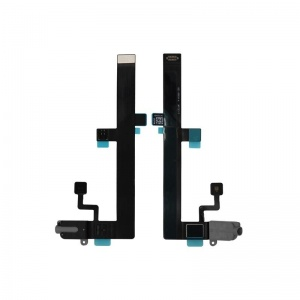 Headphone Jack Flex Cable For iPad Pro 12.9 2nd Generation (2017) - Black