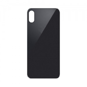 Back Glass (Space Gray) For iPhone X