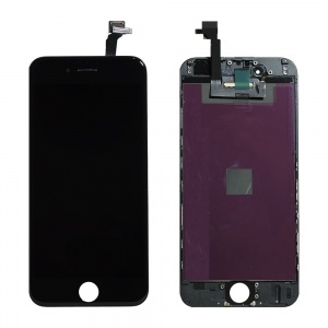 LCD Assembly (Deluxe Quality Aftermarket, Made By FVG) (Black) For iPhone 6