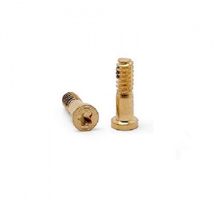Pentalobe Bottom Screws For iPhone SE (Gold)