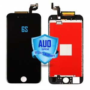 LCD Assembly For iPhone 6s (Supreme Quality Aftermarket, Made by AUO) (Black)