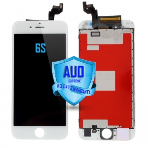 LCD Assembly For iPhone 6s (Supreme Quality Aftermarket, Made by AUO) (White)