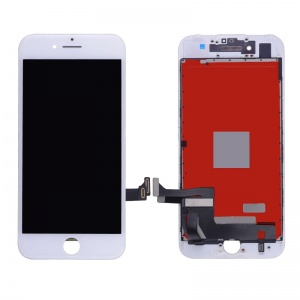 LCD Assembly (Premium Quality) (White) For iPhone 7