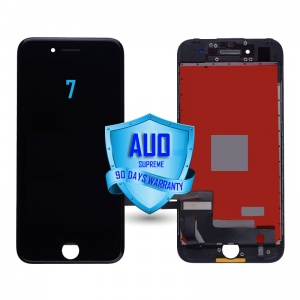 LCD Assembly For iPhone 7 (Supreme Quality Aftermarket, Made by AUO) (Black)