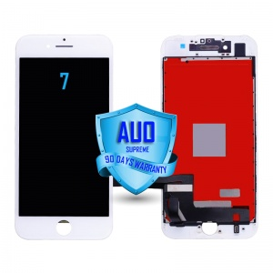 LCD Assembly For iPhone 7 (Supreme Quality Aftermarket, Made by AUO) (White)
