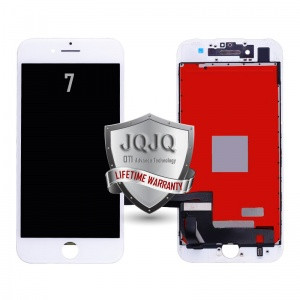 LCD Assembly For iPhone 7 (OT1 Advance Technology, Made By JQJQ) (White)