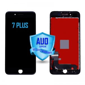 LCD Assembly For iPhone 7 Plus (Supreme Quality Aftermarket, Made by AUO) (Black)