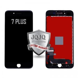 LCD Assembly For iPhone 7 Plus (OT1 Advance Technology, Made By JQJQ) (Black)