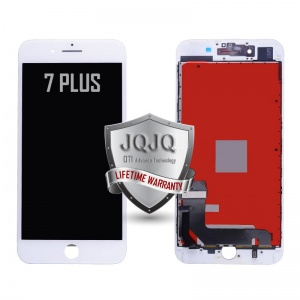 LCD Assembly For iPhone 7 Plus (OT1 Advance Technology, Made By JQJQ) (White)