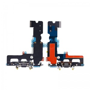 Charging Port Flex Cable (Black)