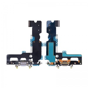 Charging Port Flex Cable (Gray)