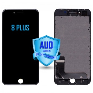 LCD Assembly For iPhone 8 Plus (Supreme Quality Aftermarket, Made by AUO) (Black)