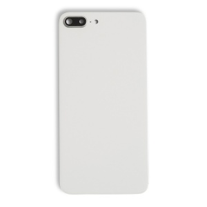 Back Glass Cover for iPhone 8 Plus - White