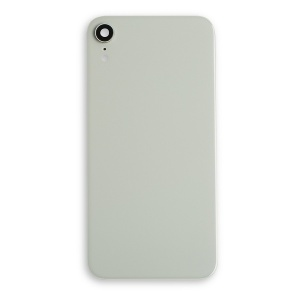 Back Glass Cover for iPhone XR - White