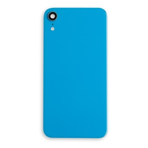 Back Glass Cover for iPhone XR - Blue