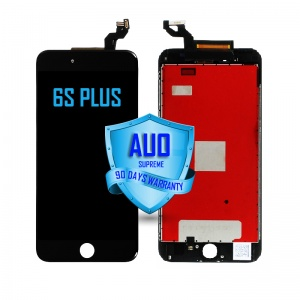 LCD Assembly For iPhone 6s Plus (Supreme Quality Aftermarket, Made by AUO) (Black)