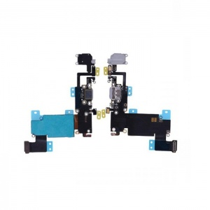 Charging Port Flex Cable For iPhone 6s Plus (Gray)