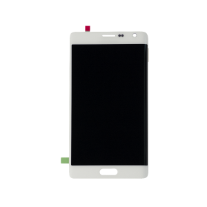 Display Assembly (LCD and Touch Screen) (White) For Samsung Galaxy Note Edge