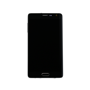 Display Assembly with Frame (Black) For Samsung Galaxy Note Edge