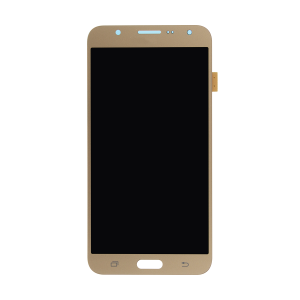 LCD Screen and Digitizer (Gold) For Samsung Galaxy J7 (J700)