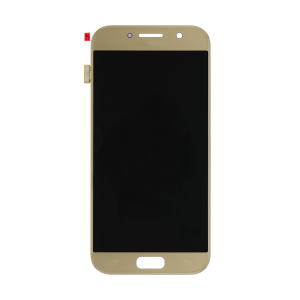 Display Assembly (Gold) For Samsung Galaxy A5 (A520)
