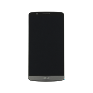 LCD with Touch Screen Digitizer (Black) For LG G3