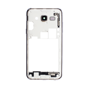 Midframe and Bezel (Black) For Samsung Galaxy J5