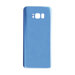 Back Glass For Samsung Galaxy S8 (Blue)