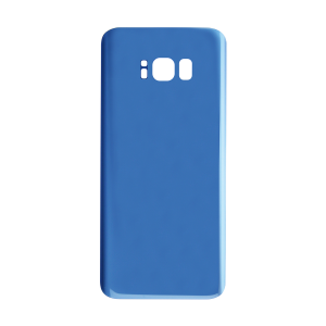Back Glass For Samsung Galaxy S8 Plus (Blue)