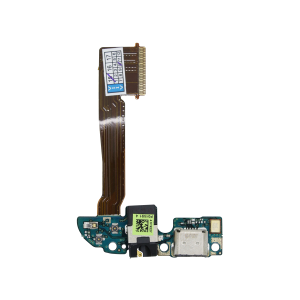 Micro-USB Dock Port and Headphone Jack Assembly For HTC One (M8)