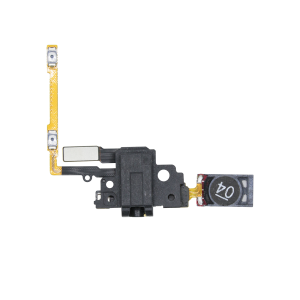 Earpiece Speaker and Headphone Jack For Samsung Galaxy Alpha