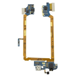 Dock Connector and Headphone Jack Assembly For LG G2 D800 D801