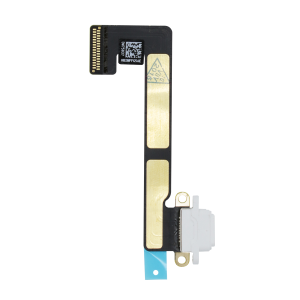 Charging Port Flex Cable Replacement For iPad Mini 2 and Mini 3 (White)