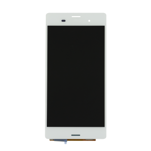 Display Assembly (LCD and Touch Screen) (White) For Sony Xperia Z3