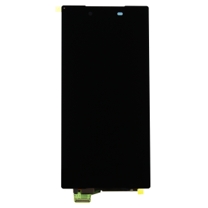 Display Assembly (LCD and Touch Screen) - Graphite Black For Sony Xperia Z5