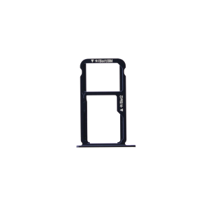 SIM and microSD Card Tray For Huawei Honor 8 (Black)
