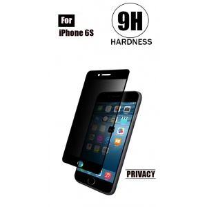 Tempered Glass For iPhone 6/6S - Privacy
