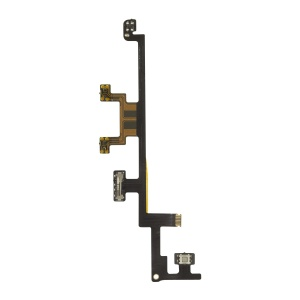 Power & Volume Button Flex Cable Replacement For iPad 4