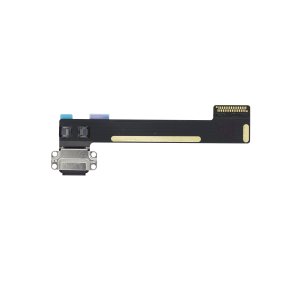 Charging port flex cable Black For iPad Mini 4
