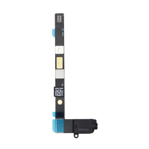 Headphone jack flex cable Black For iPad Mini 4