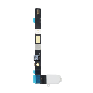 Headphone jack flex cable White For iPad Mini 4