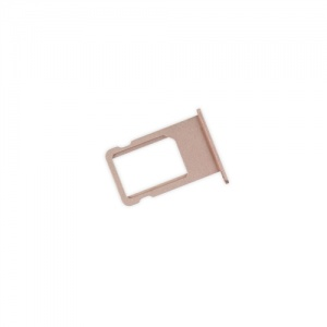 SIM Tray For iPhone 6s Plus (Rose Gold)