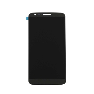 LCD with Touch Screen Digitizer (Black) For LG G2