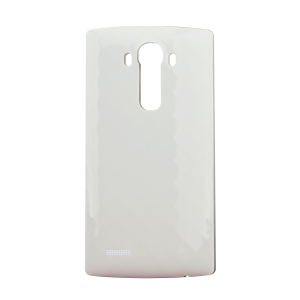 Rear Battery Cover with NFC Antenna For LG G4 - Ceramic White