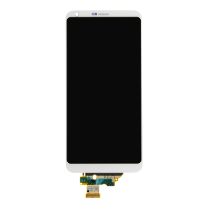 LCD Screen and Digitizer - Platinum For LG G6