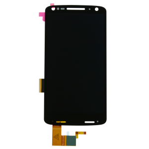 LCD and Front Panel/Digitizer (Black) For Motorola Droid Turbo 2