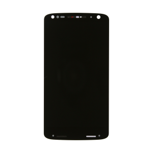LCD Screen and Digitizer with Frame (Black) For Motorola Droid Turbo 2