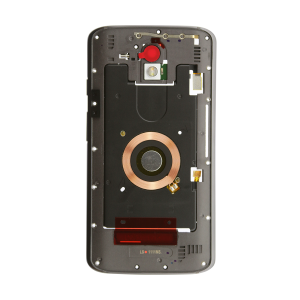 Midframe Assembly - Black/Gray For Motorola Droid Turbo 2